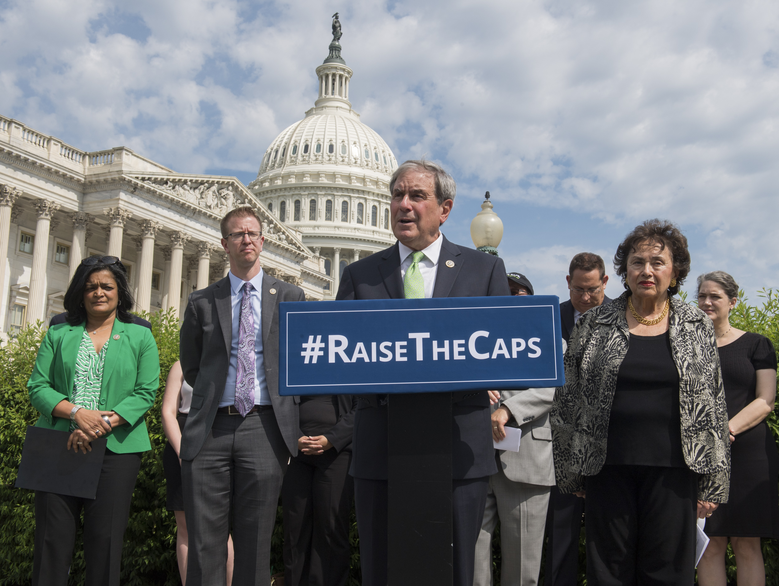House Democrat Bud Appropriations Leaders Call on Congress to